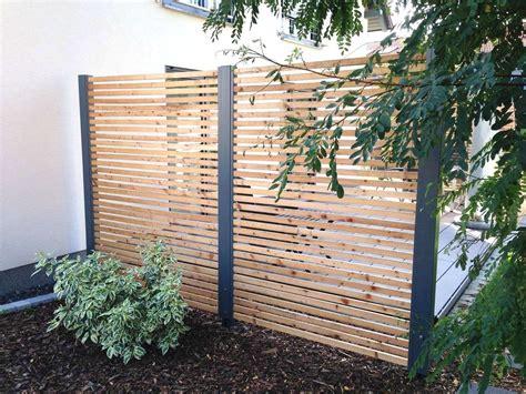 Sichtschutz Garten Polen by Sichtschutzzaun Metall Aus Polen