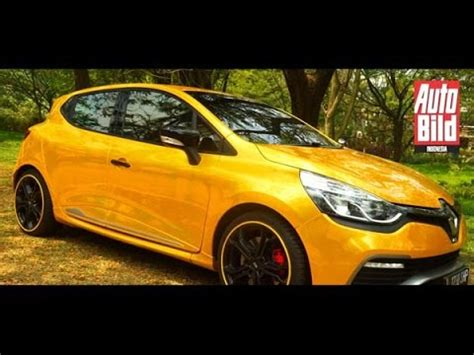 Review Renault Clio R S by Renault Clio R S 200 Review Exterior
