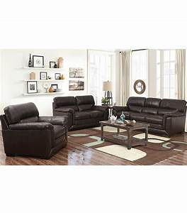 living room sets wade 3 piece leather set With lorenzo living room furniture sets pieces