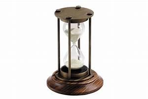 Sablier 30 Minutes : sablier 30 minutes en bronze ~ Teatrodelosmanantiales.com Idées de Décoration
