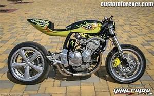 Racing Caf U00e8  Honda Hornet 600 V1 0 By Alexandre Magalhaes