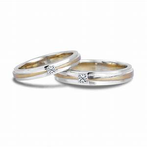 Lugaro His And Hers Matching Wedding Bands