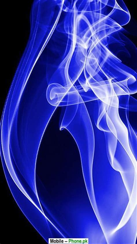blue smoke wallpapers mobile pics