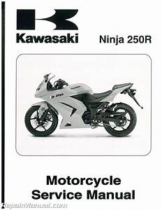 2008 Kawasaki Ex250 Ninja Service Manual