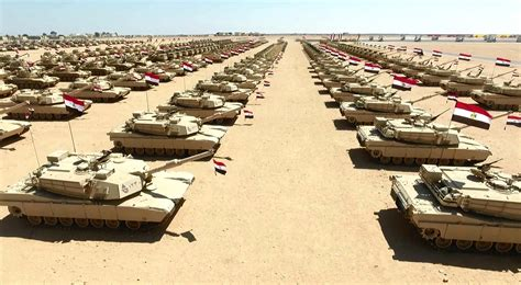 All You Need To Know About 'mohamed Naguib' Military Base