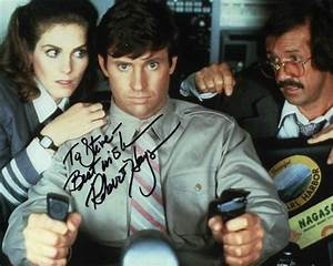 Robert Hays Airplane 1 2Signed At Chiller Theatre 10