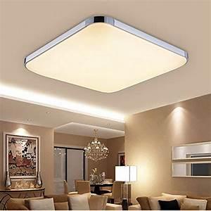 Deckenlampe Led Küche : hengda 24w led deckenleuchte 85v 265v warmwei deckenlampe wohnzimmer k che panel lampe ~ Whattoseeinmadrid.com Haus und Dekorationen
