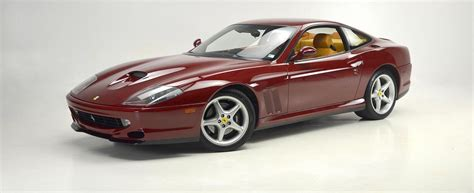 This model, compared with other cherished prancing horses, makes a good commuter car. 1999 Ferrari 550 Maranello Rosso Barchetta Tan Maintained Properly for sale