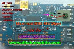 China Mobile Maximus M16i Mic Ways