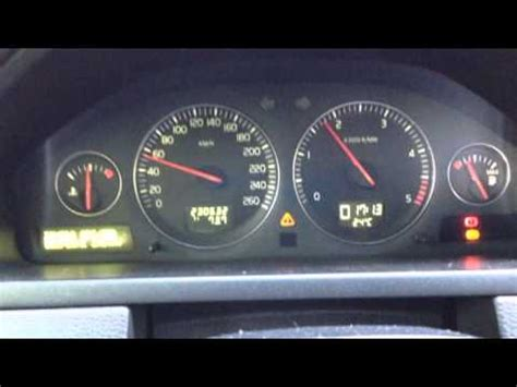volvo xc srs airbag service urgent youtube