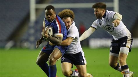 Rugby: Rampaging Vakatawa helps France to 22-15 win over ...