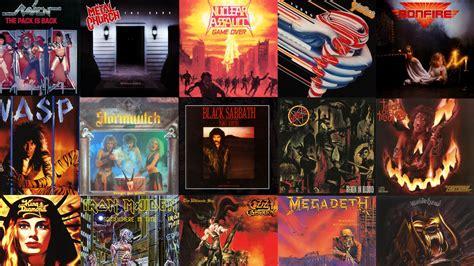 hard rock  heavy metal albums   albums