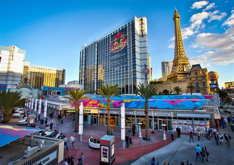 how to spend your day shopping in las vegas