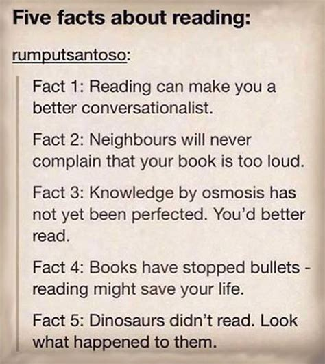 Five Facts About Reading  Funny Pictures, Quotes, Memes. Smile Quotes In Nepali. Song Quotes List. Best Friend Quotes Copy And Paste. Hurt Quotes Sayings Love. Girl Interrupted Quotes Kill The Thing On The Inside. Travel Quotes For Wedding. Travel Quotes From The Bible. Coffee Production Quotes