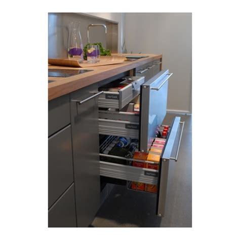 norcool fully integrated drawer fridge