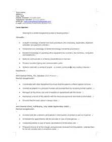 sle resume word doc download receptionist resume templates resume templates and resume builder