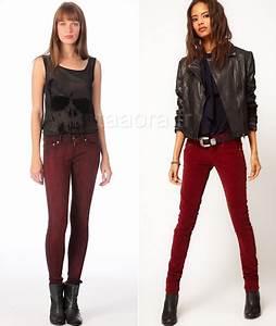 Avec quoi porter un jean bordeaux taaora blog mode for Quelle couleur s associe avec le gris 15 pantalon bordeaux