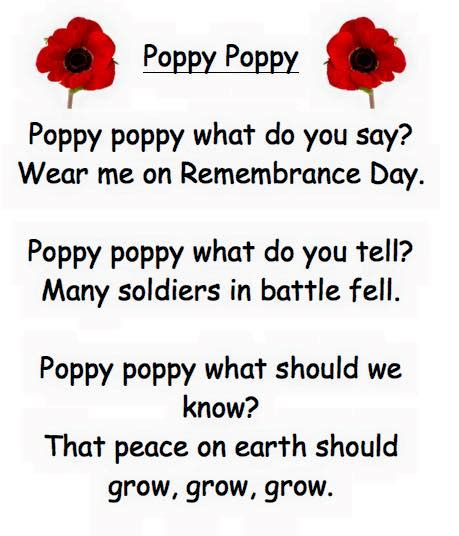 poppy poems for remembrance day a primary school service of remembrance edspire