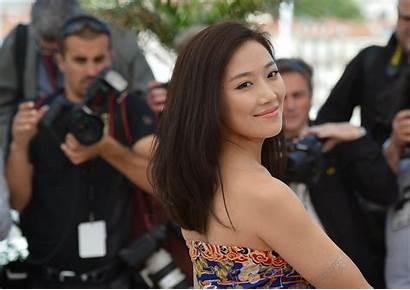 Cannes Festival Film Chinese Actress Renzi Jian