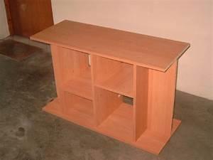 fabrication d39un meuble d39aquarium With fabrication d un meuble en bois