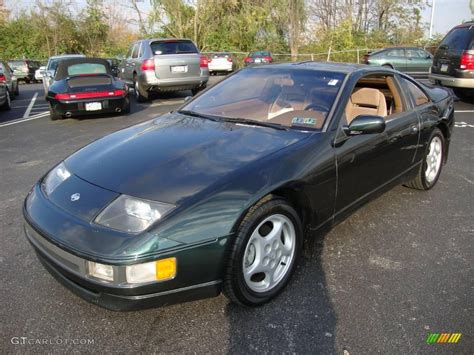nissan 300zx 1994 1994 black emerald pearl metallic nissan 300zx coupe