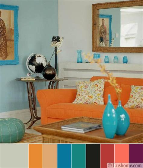 Living Room Color Schemes With Turquoise by 8 Modern Color Trends 2018 Ideas For Creating Vibrant