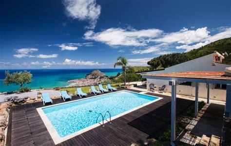 cing am meer italien ferienvillen sizilien luxusurlaub mit domizile reisen