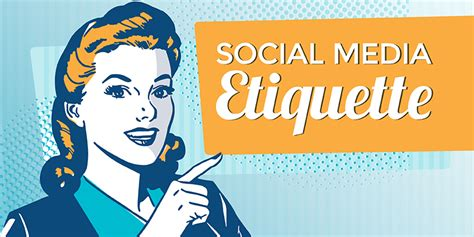 social etiquette resources engagor