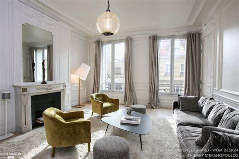 Decoration Interieur Maison De Maitre by D 233 Coration Salon Jaune Moutarde Maison De Maitre Interieur