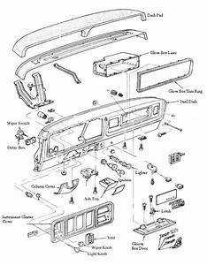 1973 1979 ford bronco and f series truck glove box door With 1975 ford f100 f150 f250 f350 foldout wiring diagram original
