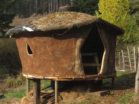 How To Build A Low-cost Diy Yurt From Sticks, String And