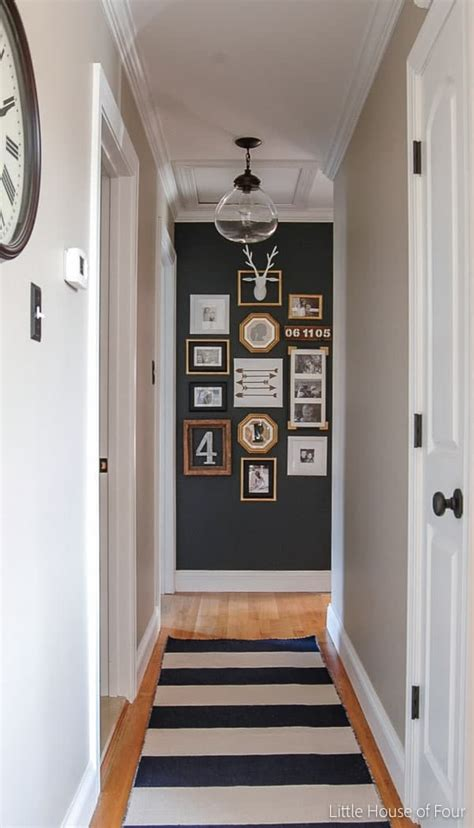 Decorating Ideas Small House by Small Hallway Decorating Ideas