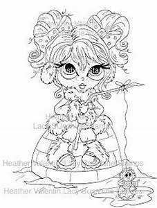 Lacy Sunshine: Sweet Urchins and Clear Stamps | Color It ...