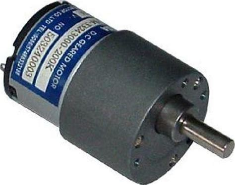 Electric Motor Torque by High Torque Electric Motor Ebay