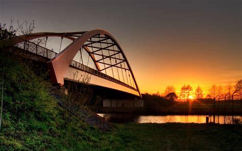 Widescreen Hd Bridge Wallpapers & Bridge Backgrounds For