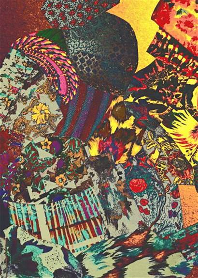 Collage Tame Impala Surf