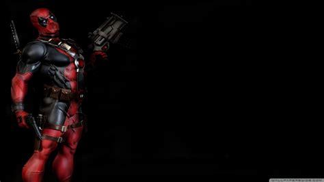 Deadpool The Video Game 4k Hd Desktop Wallpaper For 4k
