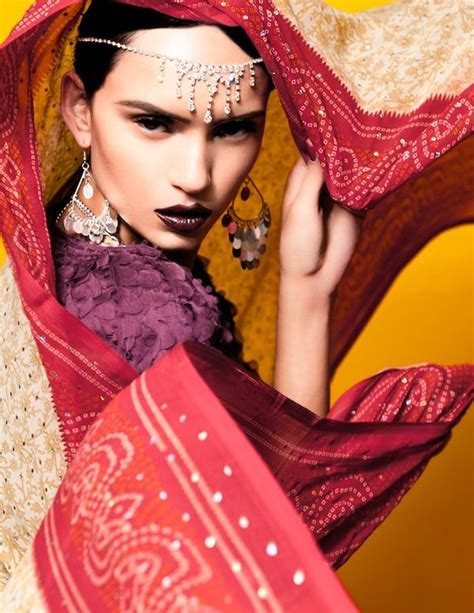 ideas  indian inspired fashion  pinterest
