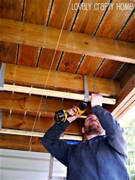 diy under deck ceiling for the cabin pinterest read