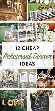 wedding favors cheap 12 cheap rehearsal dinner ideas for the modern on