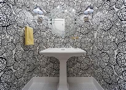 Bathroom Floral Bold Sink Pedestal Hgtv Flower