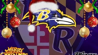 Christmas Before Night Ravens Baltimore Poem Spread