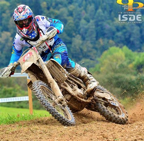 win a motocross bike ryan sipes first american to win isde overall dirt bike