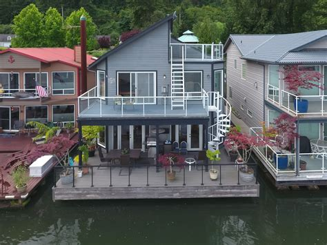 Living On A Boat Oregon by Portland Floating Homes Archives Karla Floating
