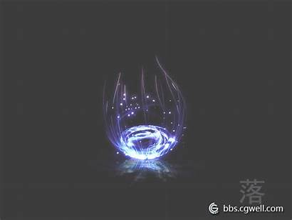 Magic Effect Anime Animation Effects Cool Circle
