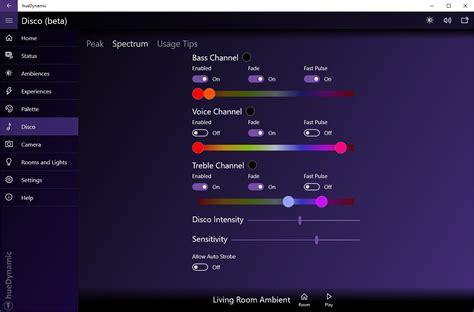 best hue light apps the ultimate windows 10 hue lights app huedynamic for