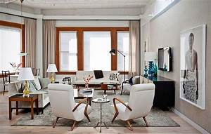 Elegant Eclectic Style Apartment in Manhattan, New York ...