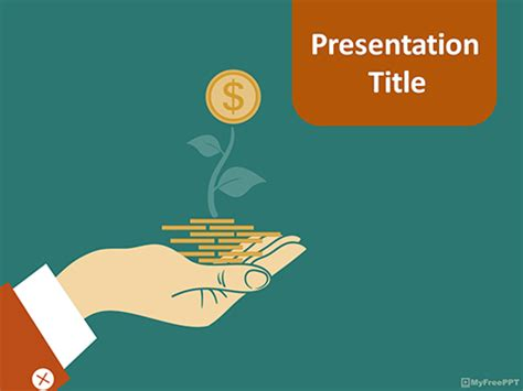 money  template  finance powerpoint templates