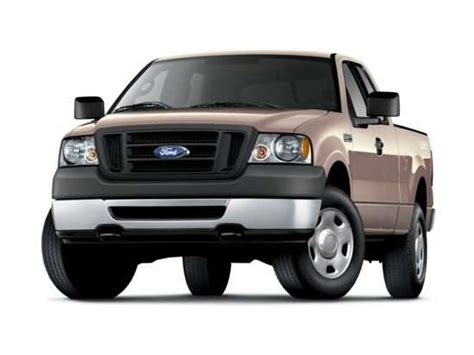 2008 Ford F-150 Models, Trims, Information, And Details