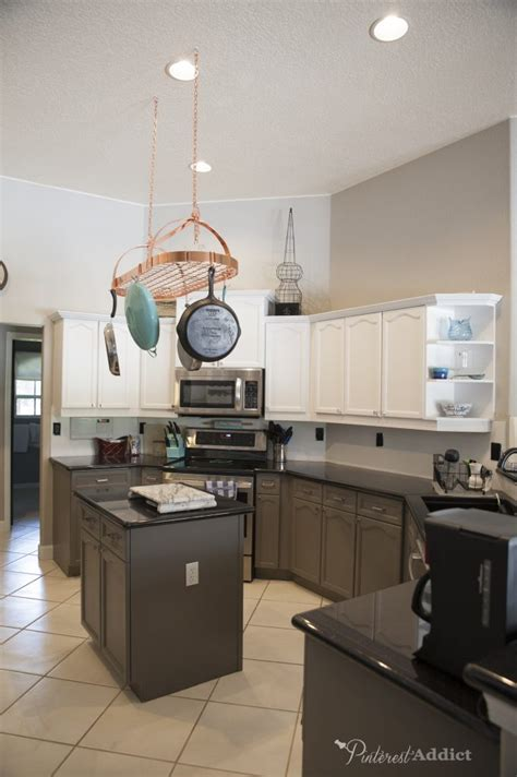gauntlet gray cabinets painting the kitchen cabinets pinterest addict 192